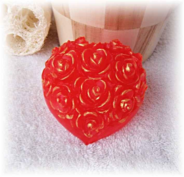 Mýdlové srdce - 1